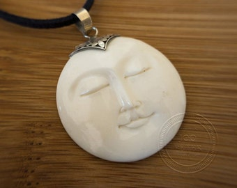 Moon spirit - guardian angel