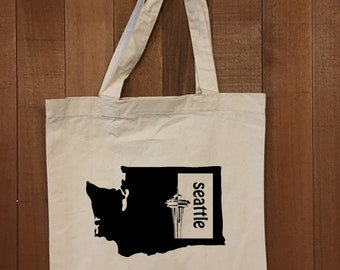 Space Needle Tote