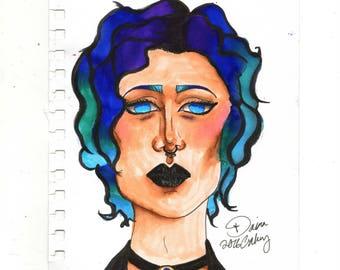 Moonlight Woman