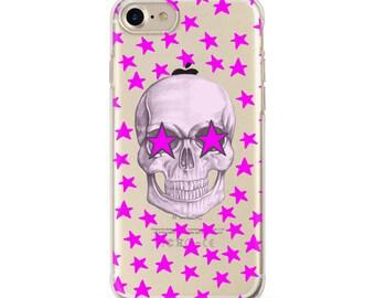 Stars n' Skulls iPhone 6/6s/7 case