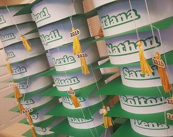 Preschool or Kindergarten Graduation Caps