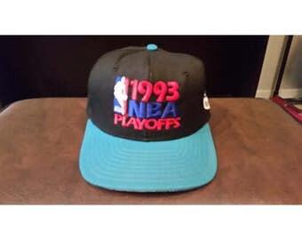 Vtg 1993 NBA playoff SnapBack
