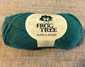 Frog Tree Alpaca Sport - color 42