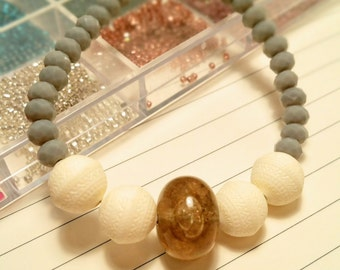 Beads Bracelet faceted beads gijs