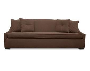 South Cone Home Valentine Lux Linen Sofa