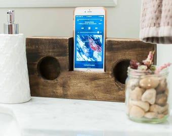 Wood Amplifier