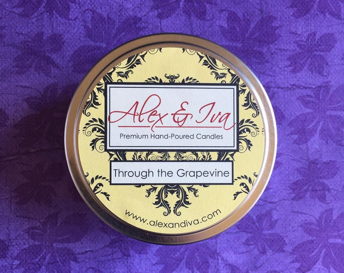 Through The Grapevine - 8 oz. tin