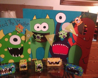 Monster party pack
