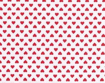 CLEARANCE - Robert Kaufman - Sevenberry Classiques - Poppy (SB-88621D1-3 POPPY) - Holiday / Seasonal