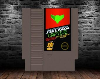 Metroid Captive - Escape the deadly Space Pirates - NES