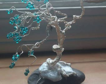 Wind Swept Bonsai Tree