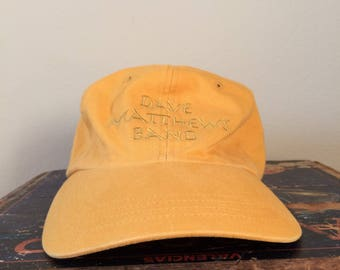 Vintage Dave Matthews Band Bootleg Dad Hat (DMB)