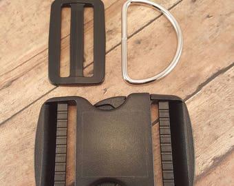 "10 - 2"" adjustable Pet collar kit"