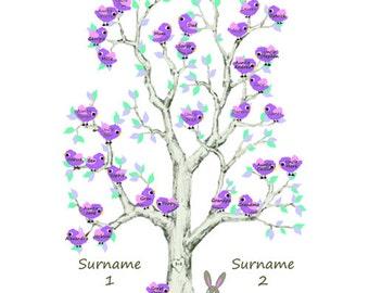 Family Tree - Old Oak