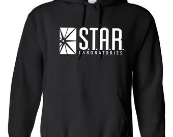 Inspired Star Laboratories hoodies the flash tv series S.T.A.R LABS hoodie