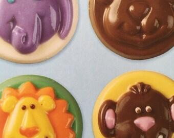 Circus Chocolate Oreos