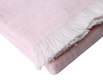 Baby blanket, 100% cotton, Organic cotton, Baby gift, Baby girl,newborn gift,cozy receiving blanket, Pink