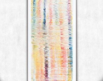 Abstract Acrylic Painting on Canvas, Original Abstract Art, Large Wall Art, Handmade Acrylic Painting, Home Decor, Modern Art