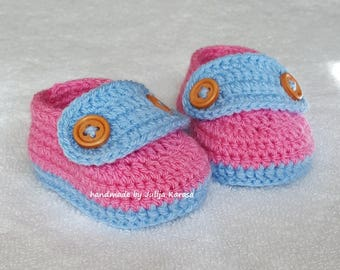 Handmade baby shoes, shoes for baby, baby crochet shoes, handmade booties, baby boots, crochet shoes for baby, gift for baby, newborn shoes
