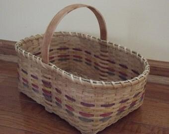 Gathering basket - Easter pastel