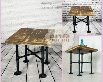 Industrial table/ industrial coffee table