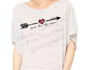 Arrow Pi Phi Shirt