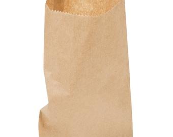"250 Brown Kraft Paper Bag 6X9"", printable bags, DIY weddings, favor bags, candy bags, merchandise bags, treat bags, party supplies, wedding"