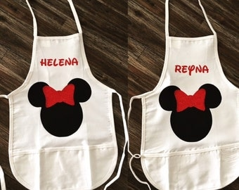 Custom Child's Apron