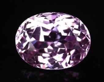 5.48 ctw. pink tourmaline loose gemstone.