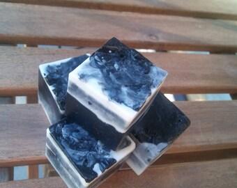 Black & White Berry Soap
