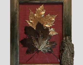 Natural Leaf Frame