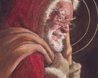 Babbo Natale (Italian Santa)