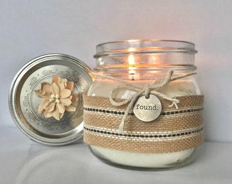 Soy Snickerdoodle Candle