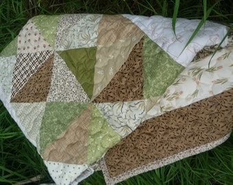 """Quilt """"Remembering the village"""""""