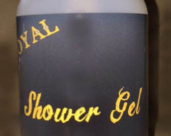 White Tea & Ginger Natural Shower Gel