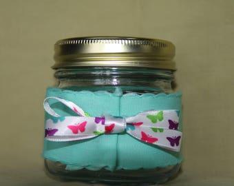 Butterfly Mini Mason Jar