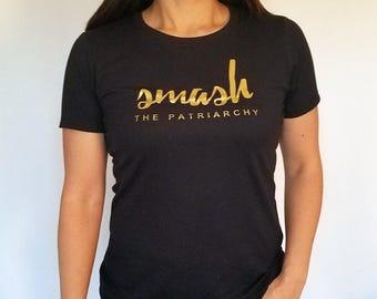 Smash The Patriarchy -- T-Shirt