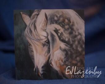 Blank Fine Art Card - The Arabian
