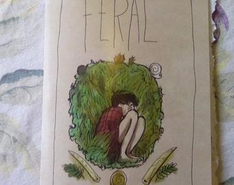 Feral: A Horror Zine