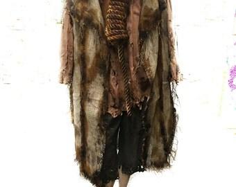 Scarecrow Man Costume