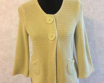 SALE Peck and Peck Weekend Sweater VTG