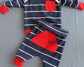 Baby outfit/baby boy clothes/baby girl clothes/ newborn clothes/ coming home outfit