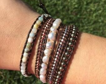 The Marcie - Multi Wrap Bracelet