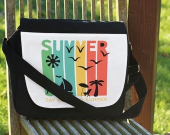 Customized/Personalized Canvas Sling Bag