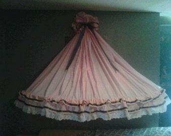 Custom baby bed canopy