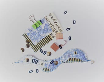 WB E23 Textile Bracelet