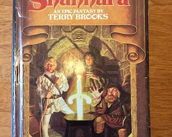 Signed Sword of Shannara