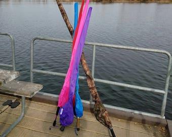 Fishing Rod Bags, Fishing Gear, Fishing Pole Bag, Fishing Accessories, Fishing Rod Storage, Gifts for Him, Fishing Organizer, Fishing