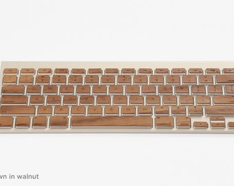 Lazerwood Keys for Apple Wireless Keyboard