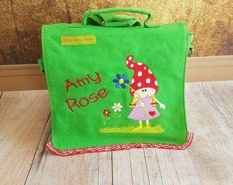 GNOME GNOME dwarf desire name nursery backpack